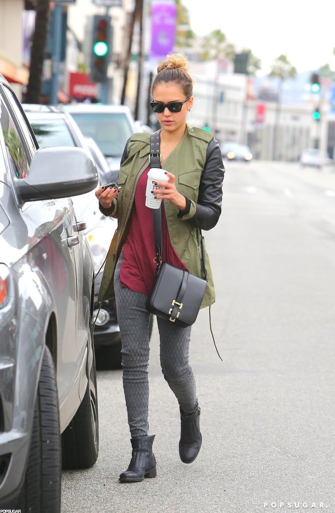 Jessica Alba Embarks on a Girls-Only Trip With Honor