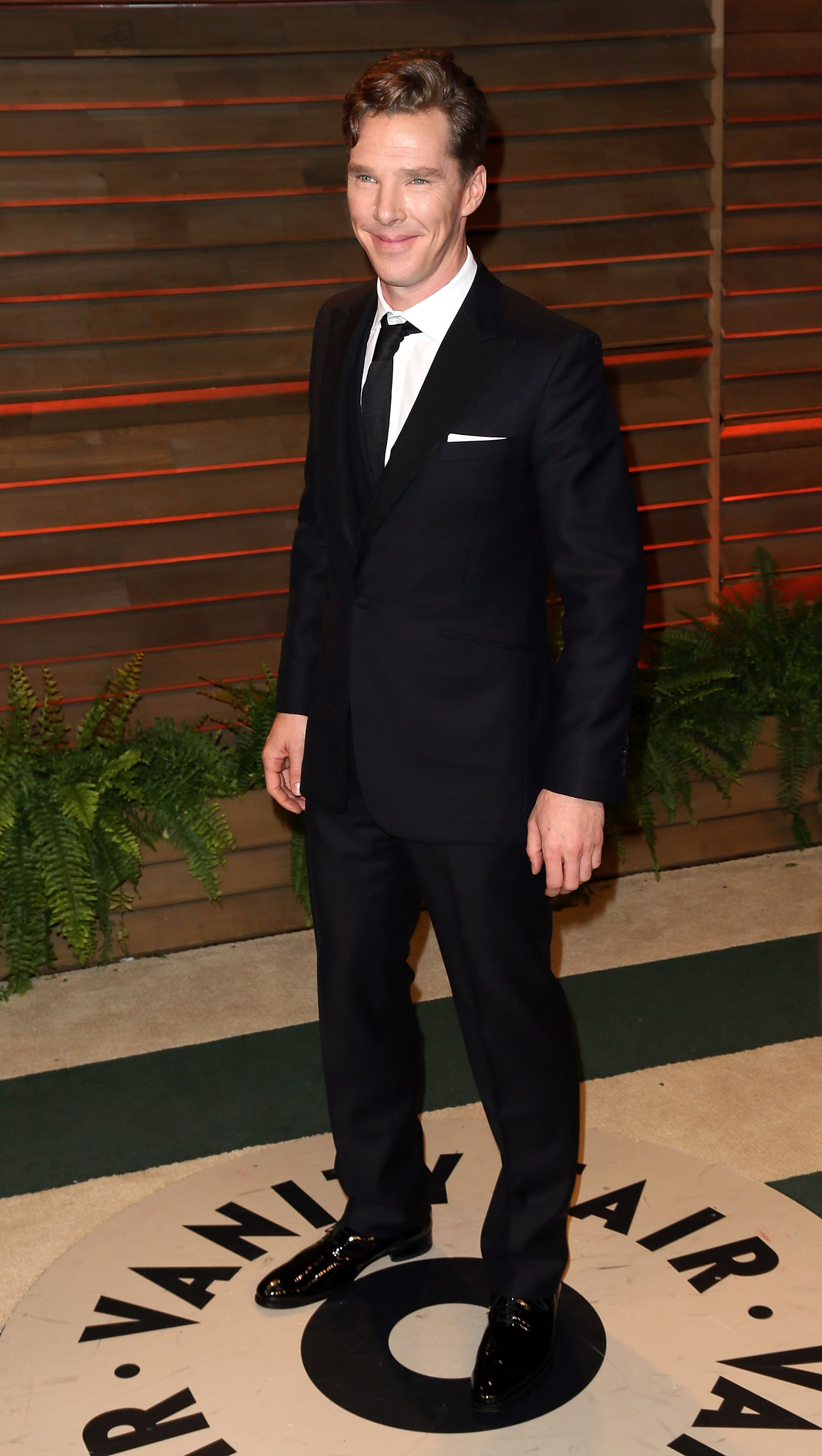 And Now He's Officially Made It Into the Fashion Hall of Fame! Well Done, Mr. Cumberbatch