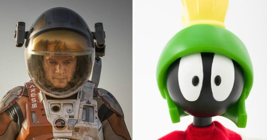 If This Year's Oscar Nominees Were Our Favorite Cartoon Characters
