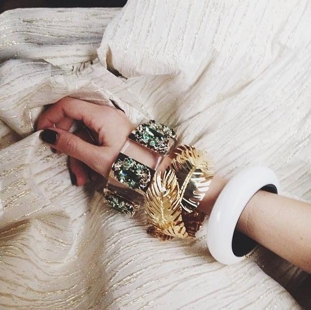 More was more for Eleonora Carisi. Source: Instagram user eleonora_grazia_it