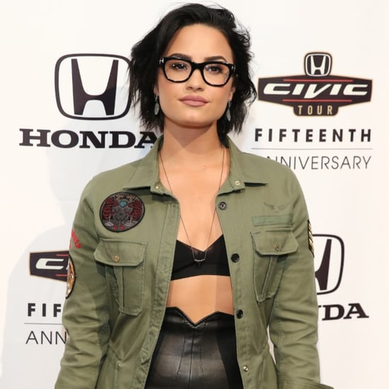 Demi Lovato's Glasses