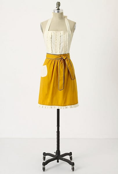 For Sunday Brunch: Tea-and-Crumpets Apron