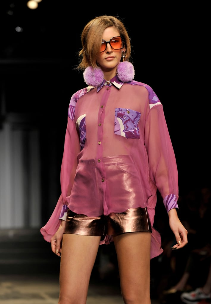 2011 Spring London Fashion Week: House of Holland