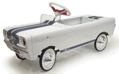 Shelby GT350 Pedal Car, ($300)
