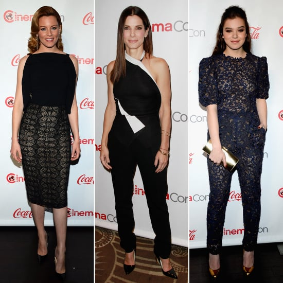 See the Best Looks to Come Out of This Year's CinemaCon