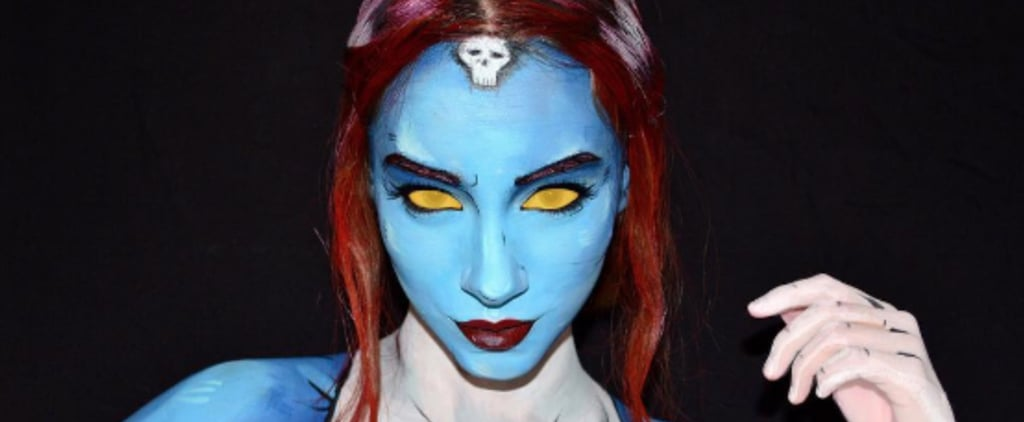 This 15-Year-Old Special Effects Makeup Artist Just Won Halloween
