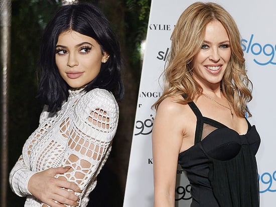 Who Will Win the Battle of the Kylies? Jenner and Minogue Go Head to Head for Name Trademark