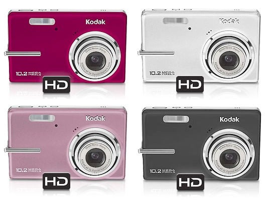 Kodak Rolls Out Chic Expensive Cams
