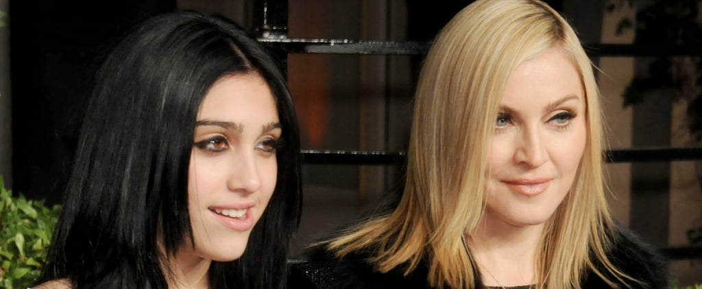 """Madonna Asks Her Kids to Make """"Wise Decisions"""" About Drugs"""