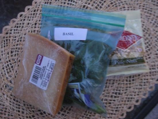 Pesto Recipe 2009-08-09 16:26:20
