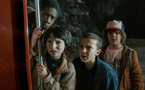 FROM EW: Netflix Renews Stranger Things for Second Season