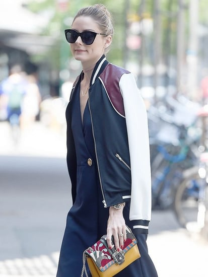 The Olivia Palermo Way to Pull Off Sneakers for Work