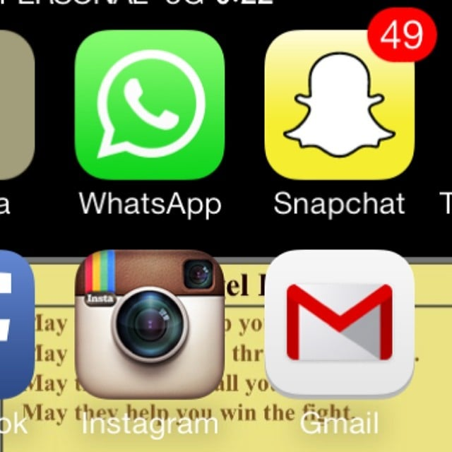 Snapchats Not Loading Properly