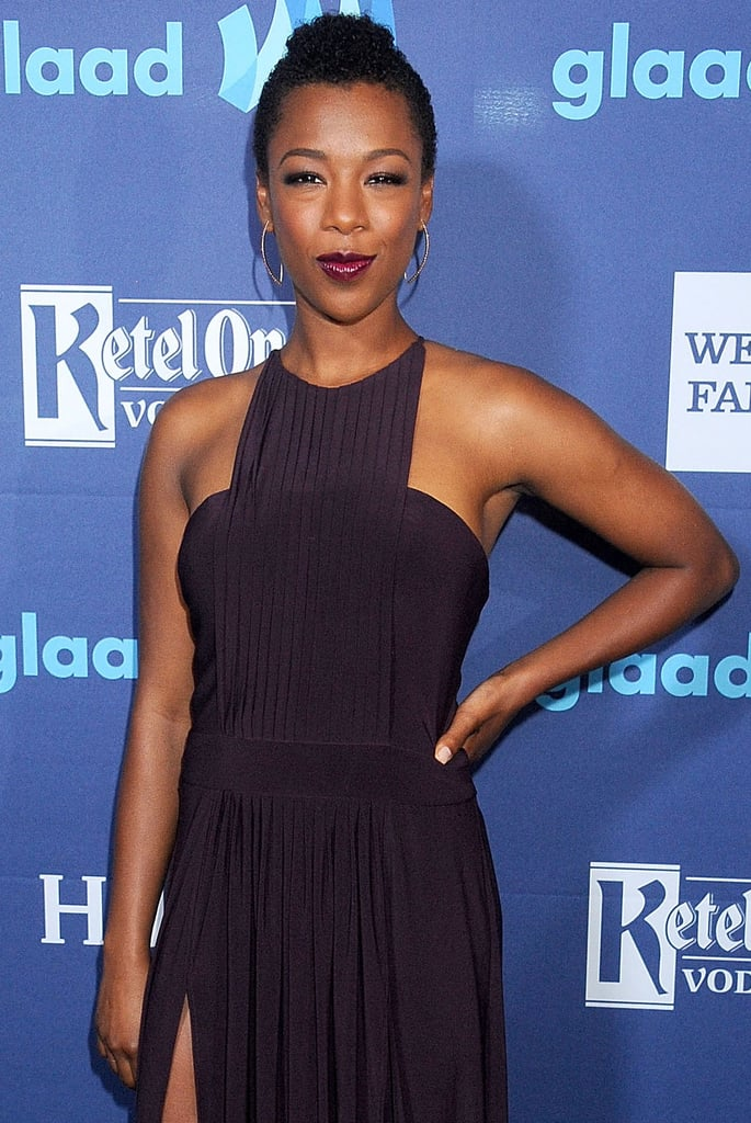 Samira Wiley in Real Life