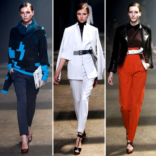 Pictures and Review of 3.1 Phillip Lim Fall 2012 New York Fashion Week Catwalk Show