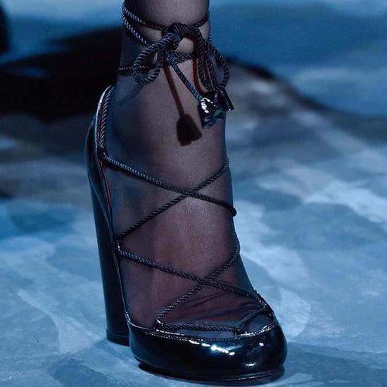 Fall Shoe Trends 2015   Runway