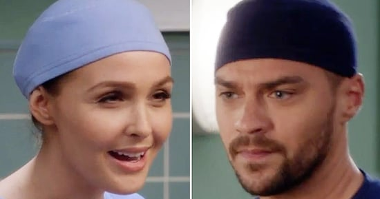 Grey's Anatomy's Jo Calls Out Jackson After He Meets an Attractive Doctor: 'All of This Is a Flirt'
