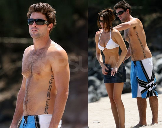 Brody on the Beach — Hot or Not?