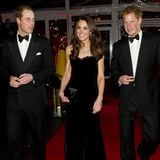 Kate Middleton, Prince William at The Sun's Military Awards