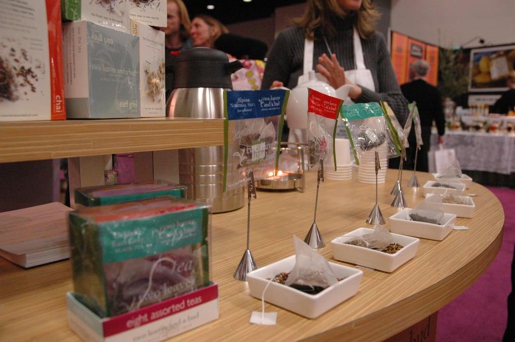 2007 Winter Fancy Food Show - Part 6 (Tea)