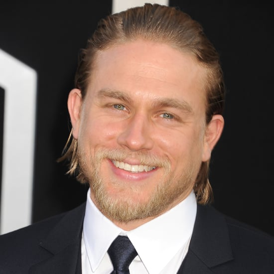 Charlie Hunnam Is Christian Grey in Fifty Shades of Grey