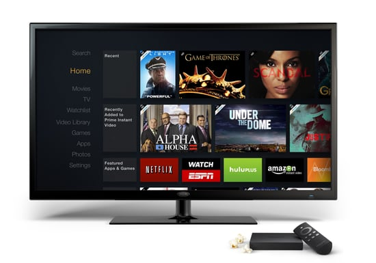 Amazon Introduces Fire TV: Streaming Entertainment and Gaming