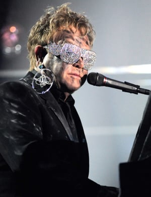 Say What? Elton Thinks Jesus Loved His Fellow Man, Literally