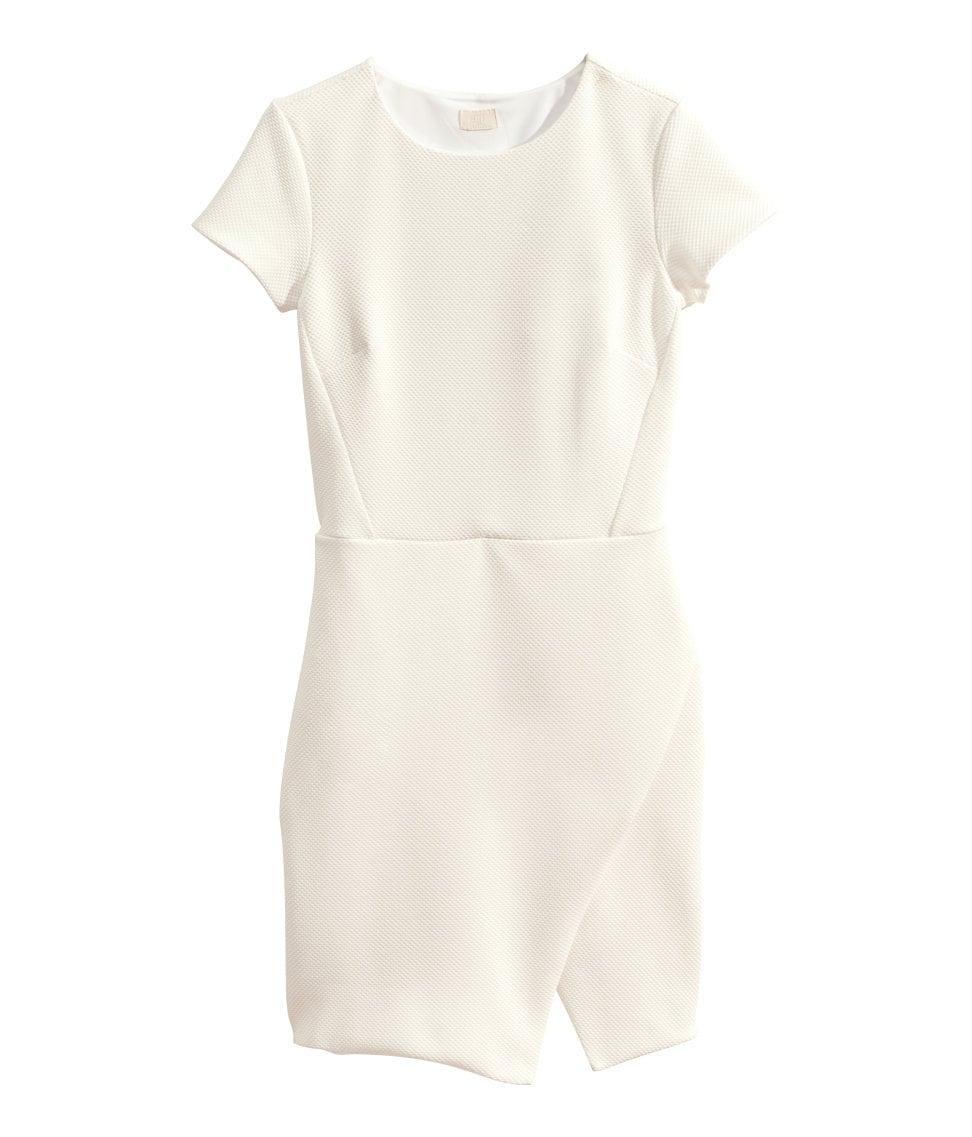 H&M Asymmetric Knit Dress