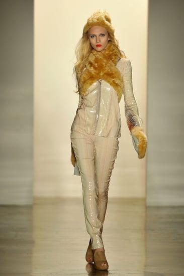 Fall 2011 New York Fashion Week: Costello Tagliapietra