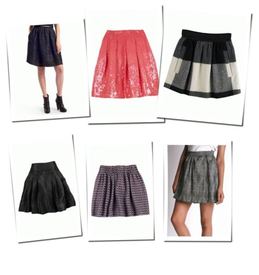 Full Short Skirts Not Going Anywhere
