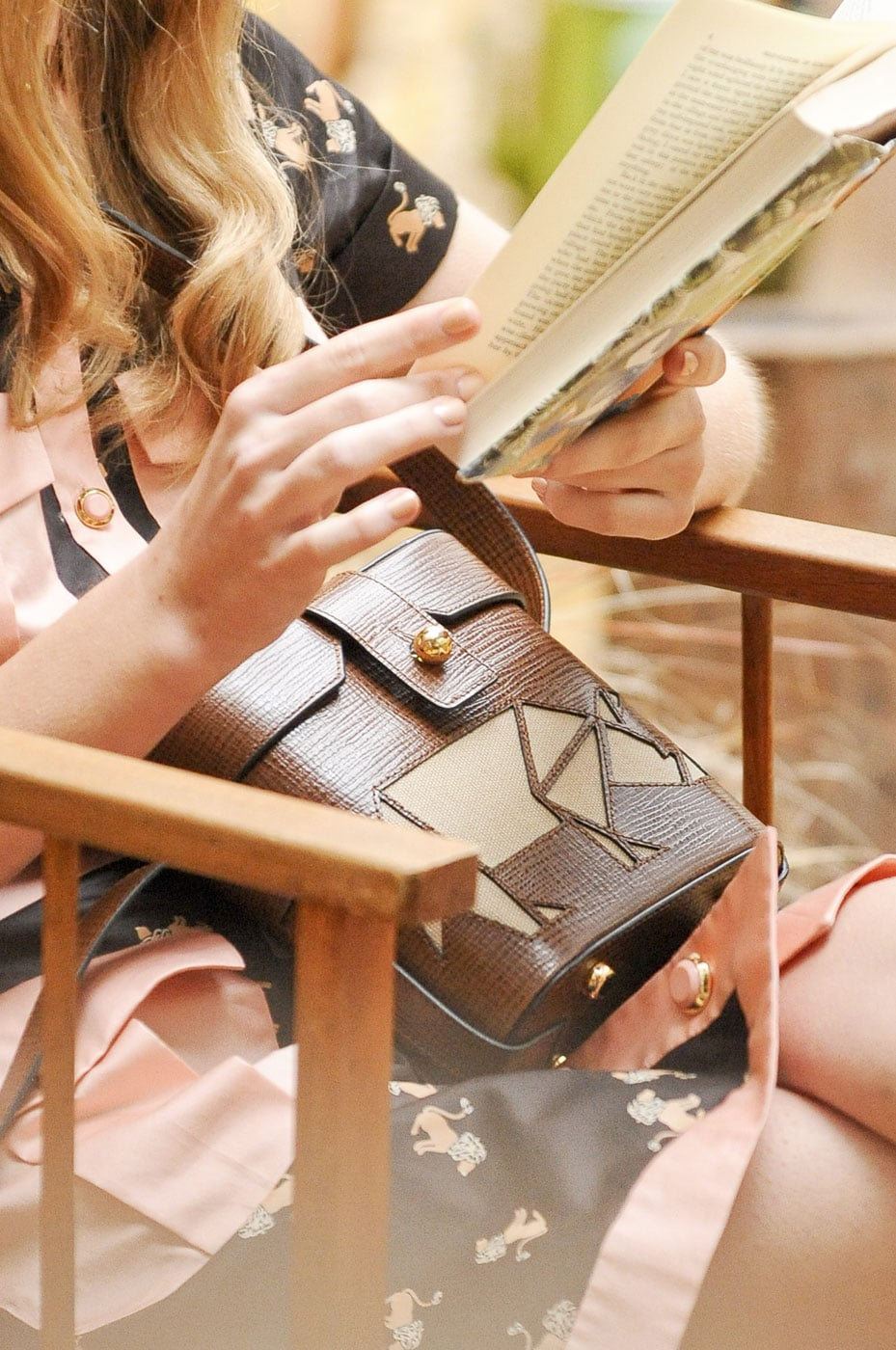 Orla Kiely Spring 2014, London