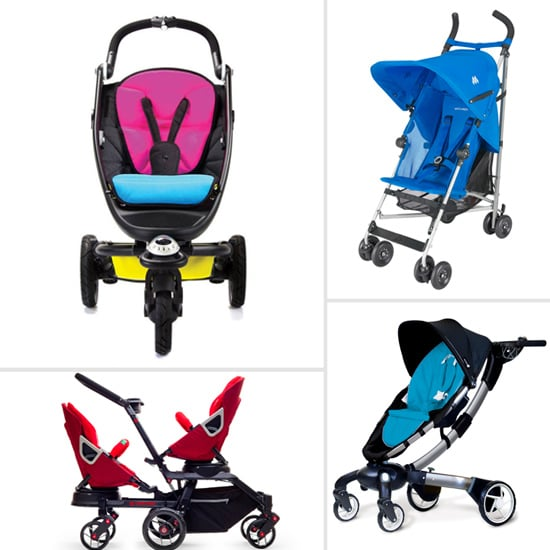 Strollin': 13 Strollers to Watch For This Spring