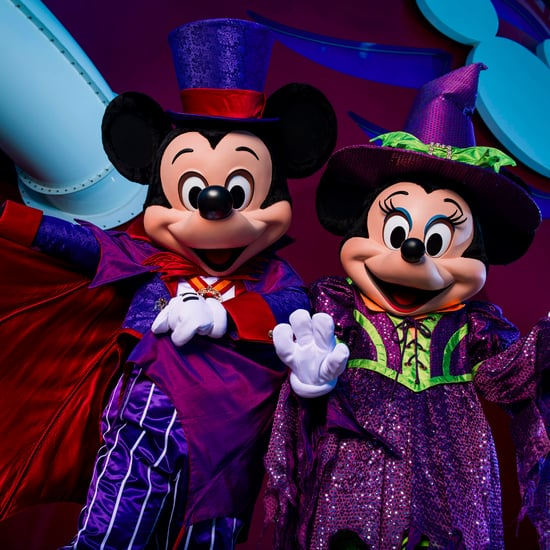 Disney Cruise Halloween Events