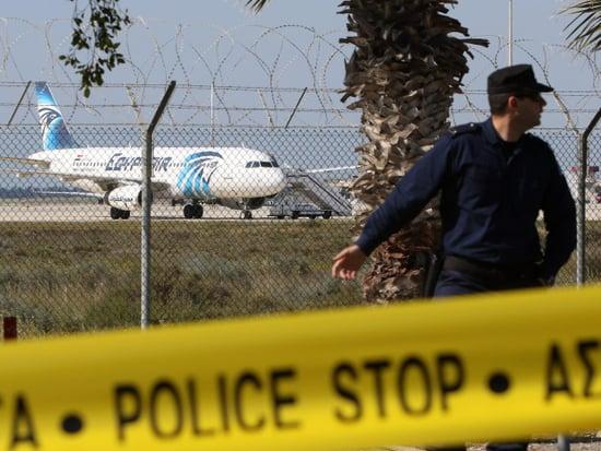 All Passengers Safe on Hijacked EgyptAir Flight, Suspect in Custody