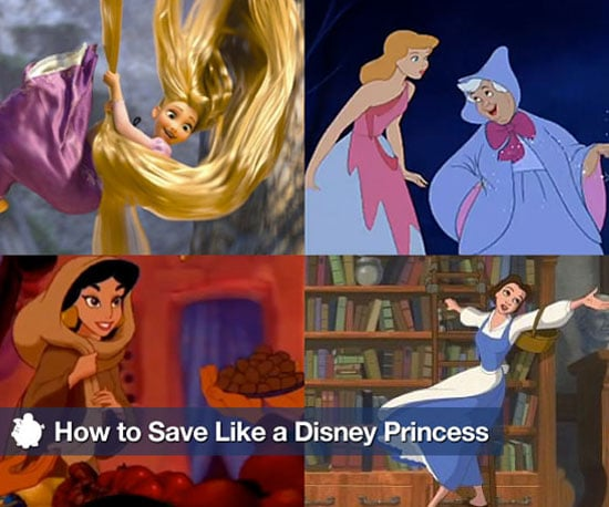 Save Like a Disney Princess