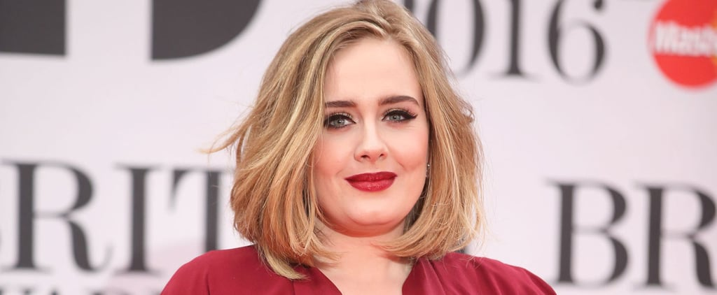POPSUGAR Shout Out: Adele Just Wore the 1 Floral Dress Every Girl Needs This Summer