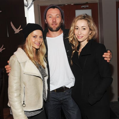 Teresa Palmer and Joel Edgerton Pictures Promoting Wish You Were Here at 2012 Sundance Film Festival