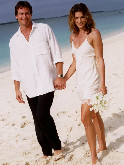 Cindy Crawford Reflects on Her Short, Nontraditional Wedding Dress: 'I Would Wear the Same Thing Again'