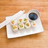 Spring Roll Sushi Recipe