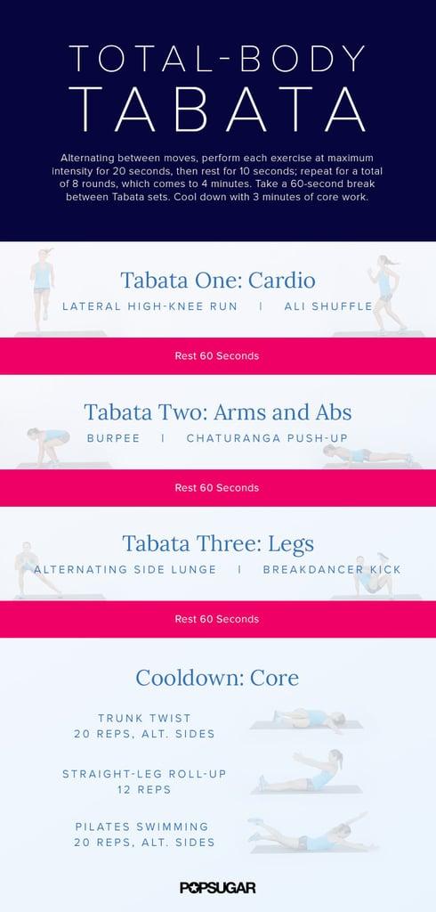 Total-Body Tabata