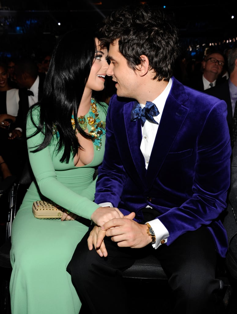 Katy Shares Fun Grammys Moments With John —and Ellen!