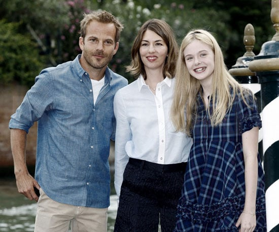 Slide Picture of Sofia Coppola, Stephen Dorff, and Elle Fanning at the Somewhere Premiere in Venice