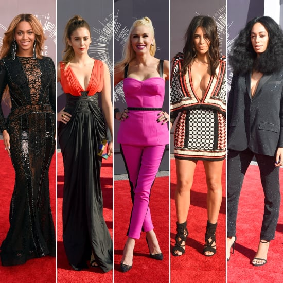 Best Dressed at VMAs 2014