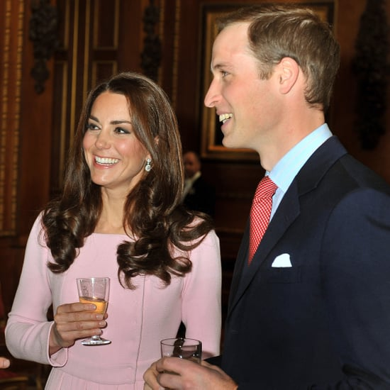 Kate Middleton Pictures Drinking With William and Harry