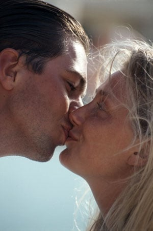 Where Do You Stand: Kissing Guy Friends on the Lips