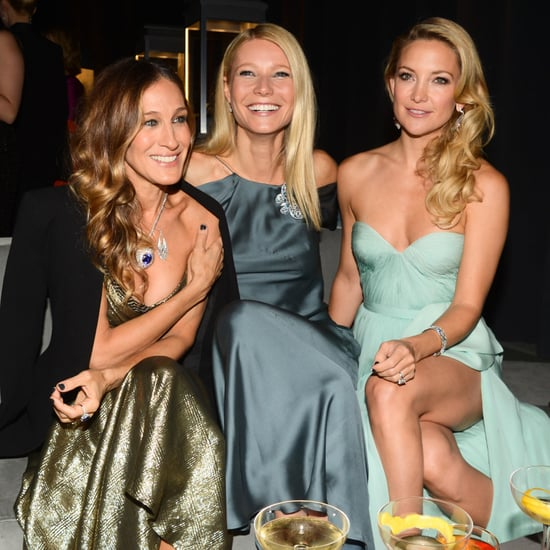 Celebrities at Tiffany & Co Blue Book Ball Red Carpet Photos