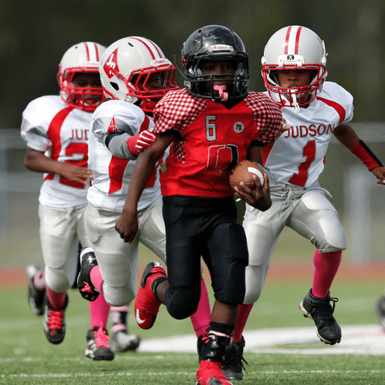 Kid Concussions Playing Football