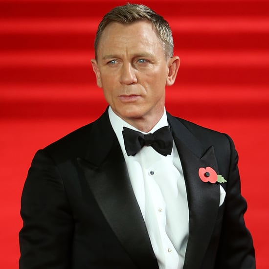 Daniel Craig Hot at the James Bond World Premiere