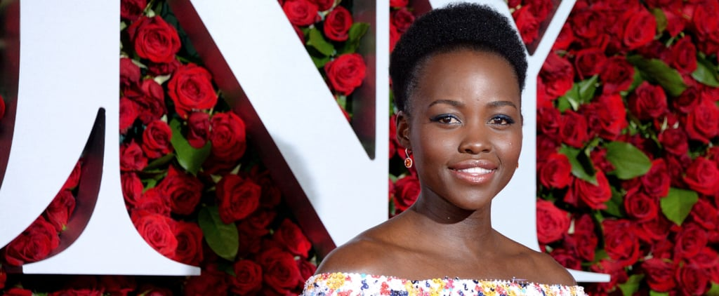 Lupita Nyong'o Makes a Stunning Appearance at the Tony Awards