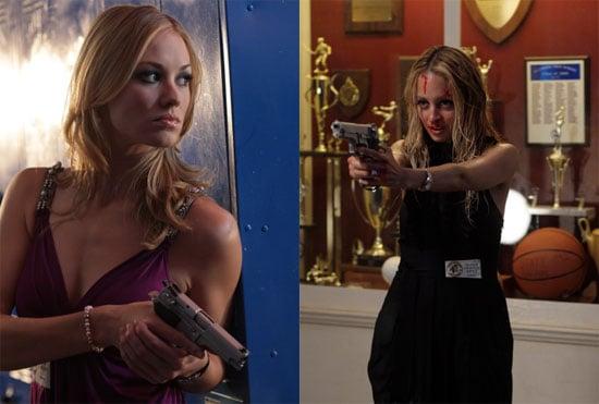 """Chuck Recap: Season Two, Episode Four, """"Chuck vs. the Cougars"""""""